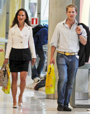 Pippa Middleton, Georges Percy