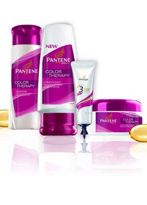 Gama Pantene Color Therapy, miracolul real al culorii