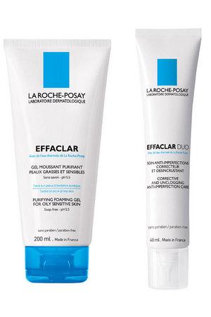 Set pentru ingrijirea pielei sensibile, de la La Roche Posay