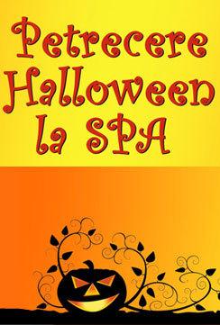 Halloween Spa Party la Orhideea Spa