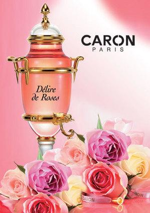 Caron Délire De Roses