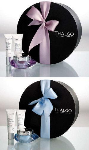 Seturi Cadou Exclusiviste Thalgo, hidratare absoluta sau anti-age cu acid hyaluronic