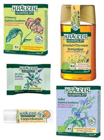 Noile produse BIO Krauter Herbarium de la Life Care