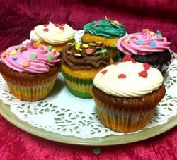 Coffet - cupcakes