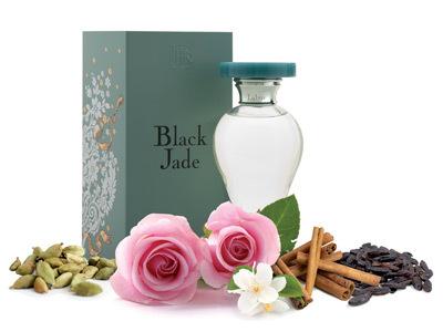 Parfumul Lubin Black Jade - secretul reginei