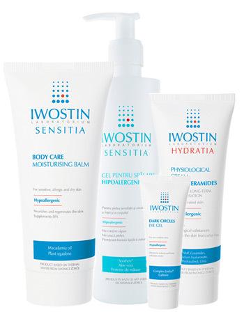 Recomandarea Iwostin pentru hidratarea pielii iarna