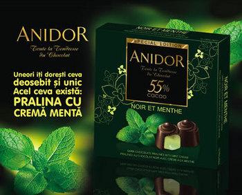 Vis de iarna cu ciocolata Anidor