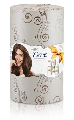 Noul set-cadou Nourishing Hair Ritual de la Dove