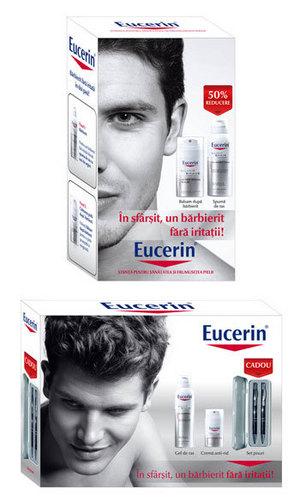 Seturi cadou Eucerin pentru barbati