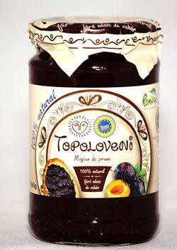 Magiunului de prune Topoloveni