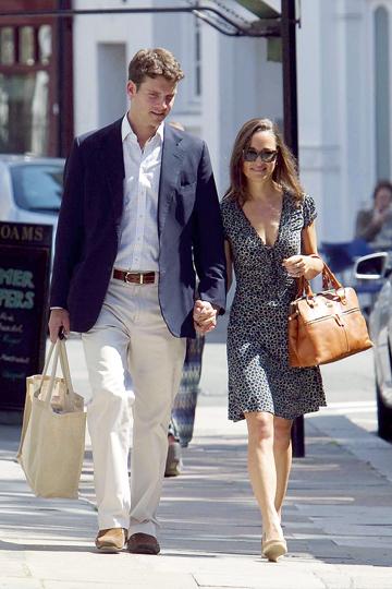 Kate Middleton si Alex Loudon