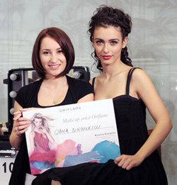 Marea finala Make-up STAR cu Oriflame si Look