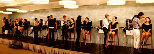 Marea finala Make-up STAR cu Oriflame si Look5
