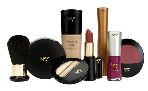 No 7 makeup coupons
