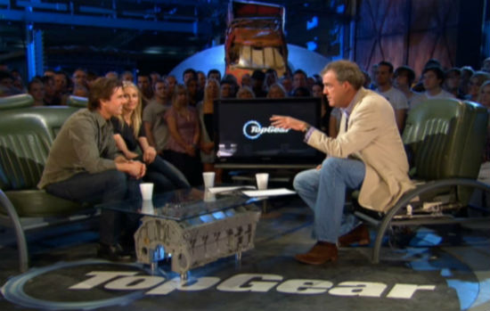 Jeremy Clarkson, Tom Cruise si Cameron Diaz