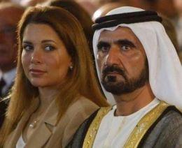 Printesa Haya, Mohammed bin Rashid Al Maktoum