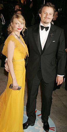 Michelle Williams, Heath Ledger