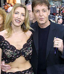 Heather Mills, Paul McCartney