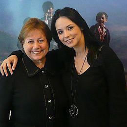 Andreea Marin Banica, Ann M. Veneman