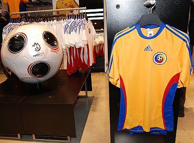 tricoul nationalei de fotbal