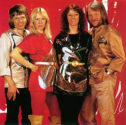 ABBA, Benny Andersson, Bj¶rn Ulvaeus, Agnetha Ase F¶ltskog-Ulvaeus, Anni-Frid Lyngstad