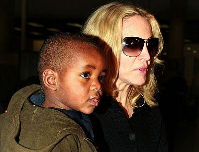 Madonna, David