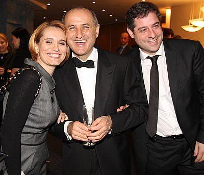Andreea Esca, George Copos, Alexandre Eram