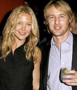 Kate Hudson, Owen Willson