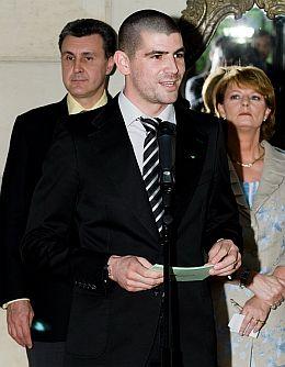 Dragos Bucurenci, Principele Radu, Principesa Margareta