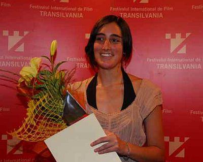 Yulene Olaizula, trofeul Transilvania