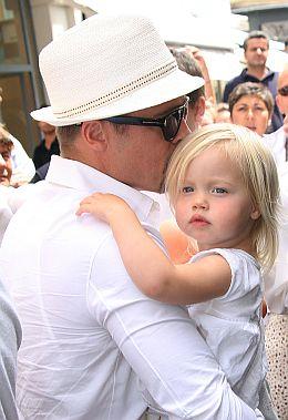 Brad Pitt, Shiloh Jolie-Pitt