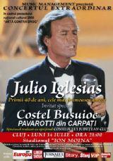 Julio iglesias, concert