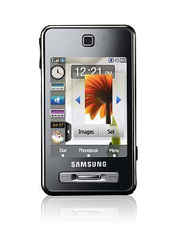 Samsung F480 TOUCHWIZ