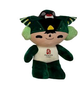 mascota Beijing 2008