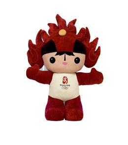 mascota Beijjing 2008