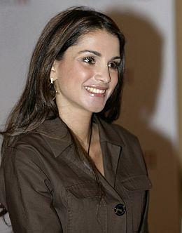 Regina Rania a Iordaniei