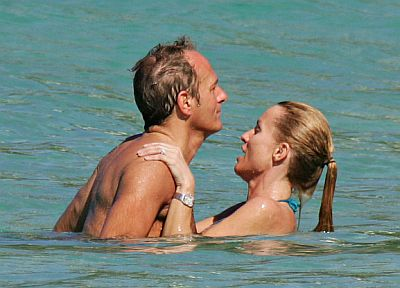 Michael Bolton, Nicolette Sheridan