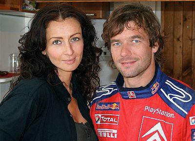Mihaela Radulescu, Sebastian Loeb