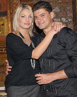 Valentina Pelinel, Cristian Boureanu