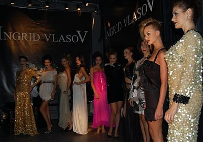 Ingrid Vlasov, Luxury Show