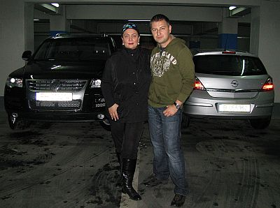 Monica Anghel, Bogdan Miu
