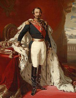 Portret Napoleon III