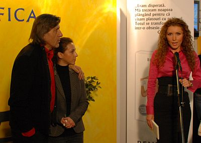 Carmen Bruma, Ilie Nastase, Andreea Raicu