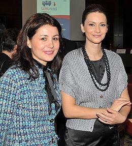 Ioana Mandruta, Andreea Berecleanu
