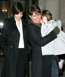 Katie Holmes, Tom Cruise, Suri