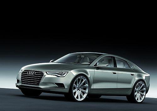 prototipul Audi sportback