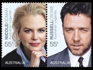 Nicole Kidman, Russell Crowe