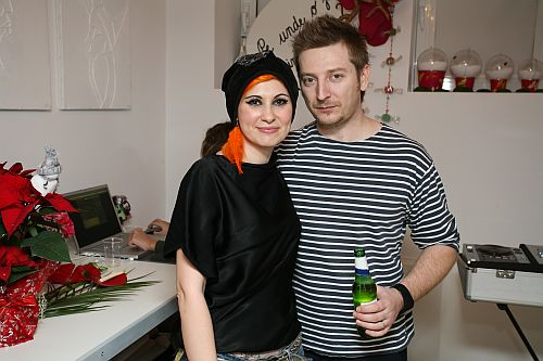 Kristina Dragomir, Cristian Samfira