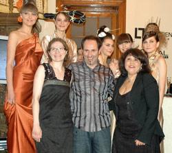 Wilhelmina Arz, Laurent Tourette, Fatiha Benkheloufi