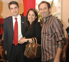 Patricia, Jean Clauteaux, Laurent Tourette